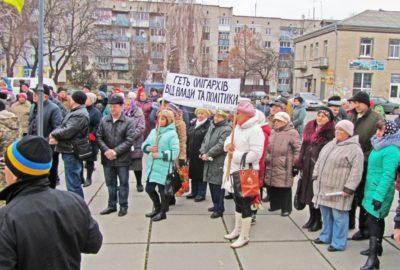 Чигиринщина: на активістів, що виступають проти планів МХП, посилився тиск
