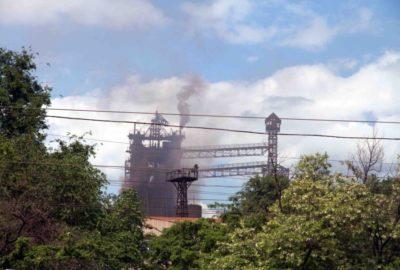 Мариопуль или Ахметовск? Загрязнения воздуха в Донбассе