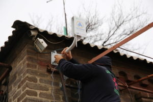 Ukrainians got non-stop online access to air pollution data