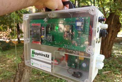 Українські еко-активісти створили мобільну станцію громадського моніторингу аналогів якої немає в Європі