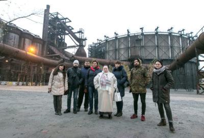 Изучение проблем промышленного загрязнения на чешских и польских горнодобывающих предприятиях