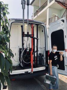 Вперше станція громадського моніторингу повітря з'явилась в запорізькій школі