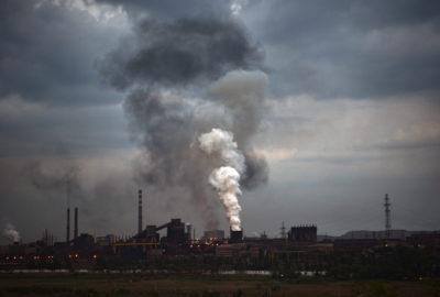 Отруйне повітря: Дані супутників Європейського космічного агентства свідчать про найбільш забруднені регіони України