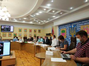 Розпочата співпраця із Запорізькою обласною державною адміністрацією із АЛАРМ попередження населення про забруднення повітря
