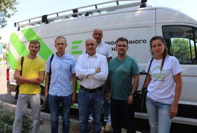 Striving for clean air in Ukraine: Local activists can receive financial support
