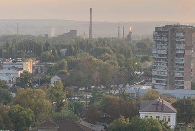 Чеські експерти разом із харків'янами вимагали комплексної системи моніторингу повітря для покращення довкілля у місті